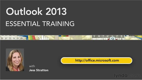 Next steps: Outlook 2013 Essential Training