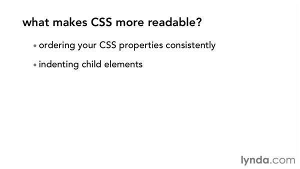The importance of clean code: CSS: Visual Optimization