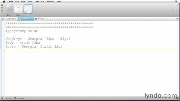 : CSS: Visual Optimization