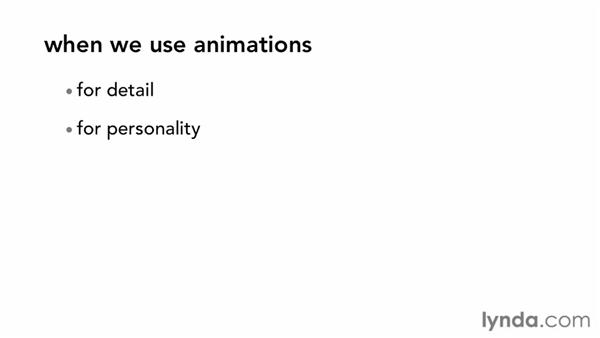 Crafting effective animations: CSS: Animations (2013)