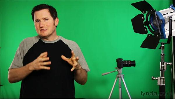 : Up and Running with DSLR Filmmaking