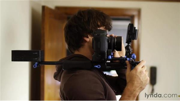 Stabilizing your camera: Up and Running with DSLR Filmmaking