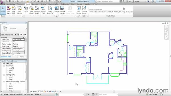 Welcome: Migrating from AutoCAD to Revit