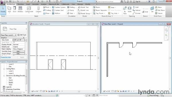 Understanding the differences between AutoCAD and Revit: Migrating from AutoCAD to Revit