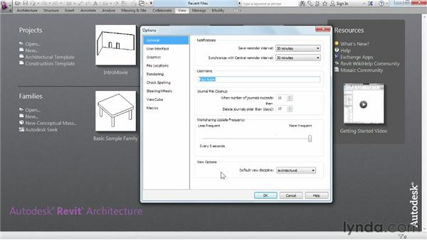 Customizing Revit settings: Migrating from AutoCAD to Revit