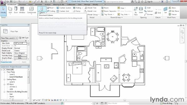 Using keyboard shortcuts: Migrating from AutoCAD to Revit