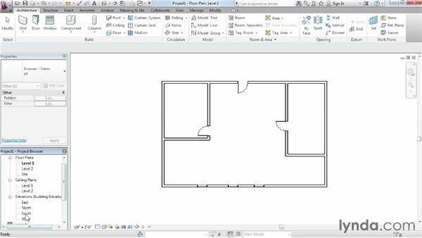 Modeling basics: Migrating from AutoCAD to Revit