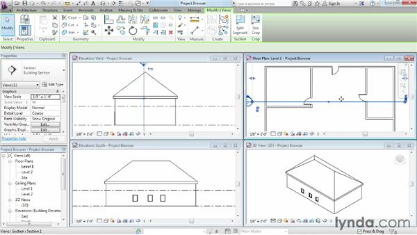 Customizing project browser organization: Migrating from AutoCAD to Revit