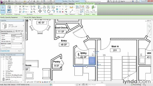 Understanding families, groups, and blocks: Migrating from AutoCAD to Revit