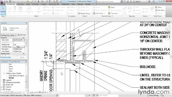 Controlling imported line weights: Migrating from AutoCAD to Revit