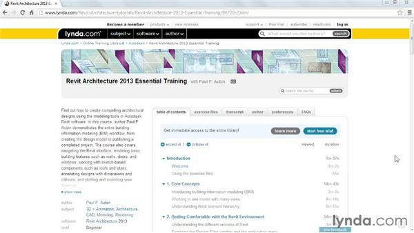 What you need to know about this course: Phasing and Design Options in Revit