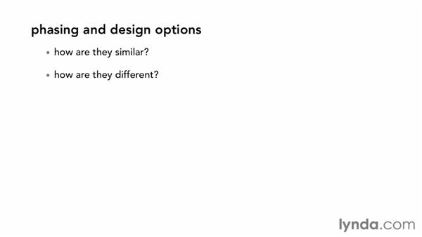 Overview: Phasing and Design Options in Revit