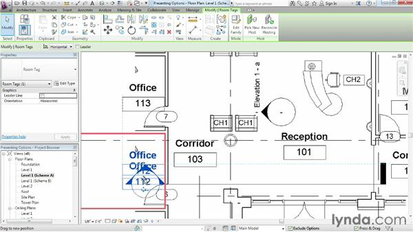 Presenting design options: Phasing and Design Options in Revit