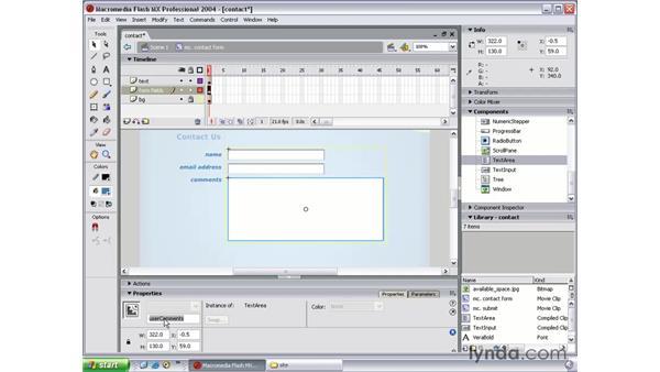 setting up part 2: Flash MX 2004 Beyond the Basics