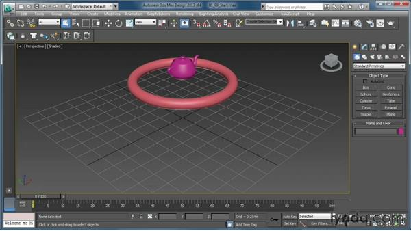 Learning the difference between concave and convex meshes: Creating Simulations in MassFX and 3ds Max