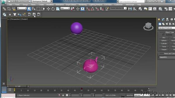 Exploring the MassFX workflow: Creating Simulations in MassFX and 3ds Max