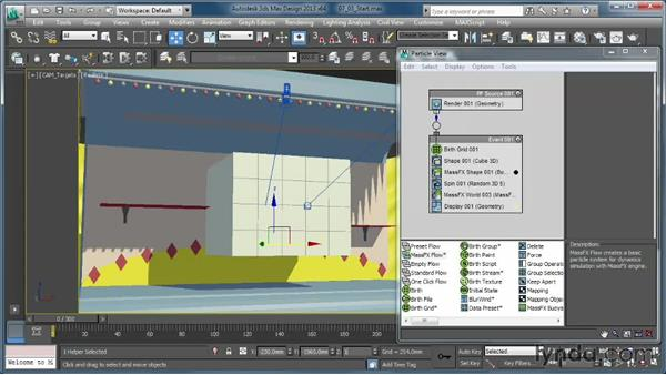 Creating breakable glue: Part 1: Creating Simulations in MassFX and 3ds Max