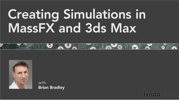 What's next?: Creating Simulations in MassFX and 3ds Max