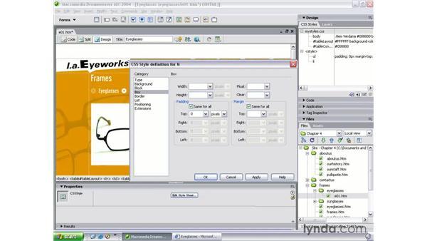 creating custom bulleted lists: Dreamweaver MX 2004 Beyond the Basics