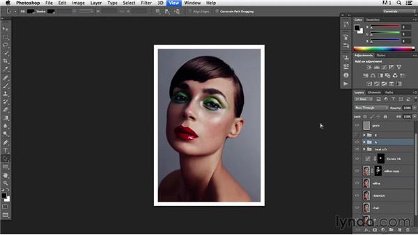 Next steps: Photoshop Retouching Techniques: Beauty Portraits