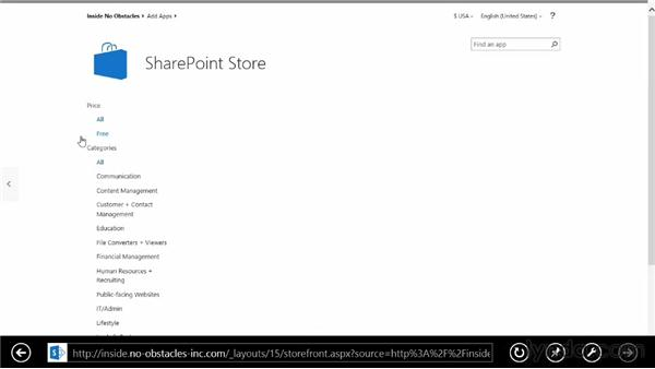 Introducing apps for SharePoint: SharePoint 2013 New Features