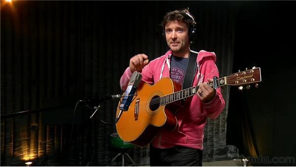 Recording a track: iPad Music Production: Auria