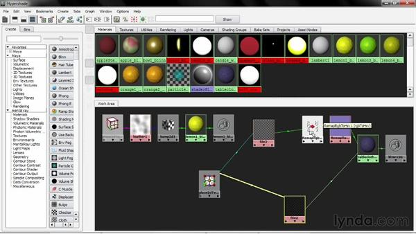 Welcome: Creating Shader Networks in Maya and mental ray