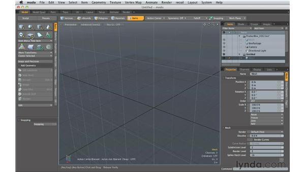 Introducing the Node Editor: Creating Shader Networks in Maya and mental ray