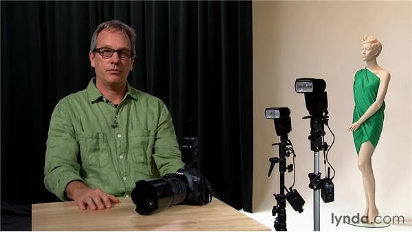 Understanding power ratios: Lighting for Photographers: Flash Exposure Fundamentals