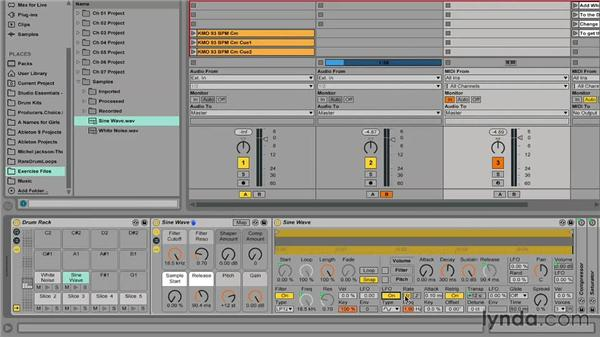 Scratching: Ableton Live 9 for Live Performance