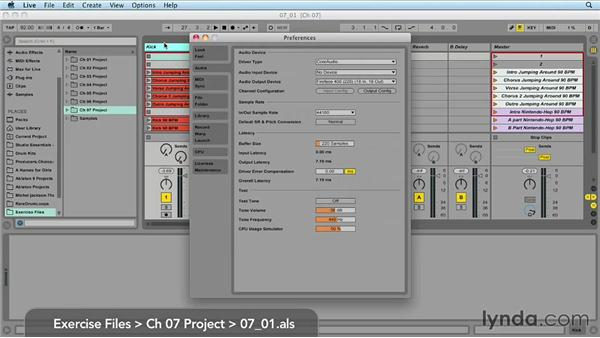 Syncing via MIDI to perform with other musicians: Ableton Live 9 for Live Performance