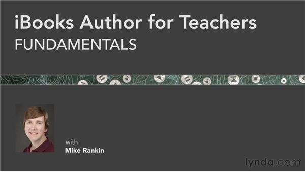 Next steps and goodbye: iBooks Author for Teachers: Fundamentals