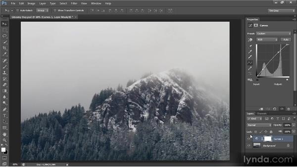 Reviewing adjustments: Photoshop CS6 Image Optimization Workshop