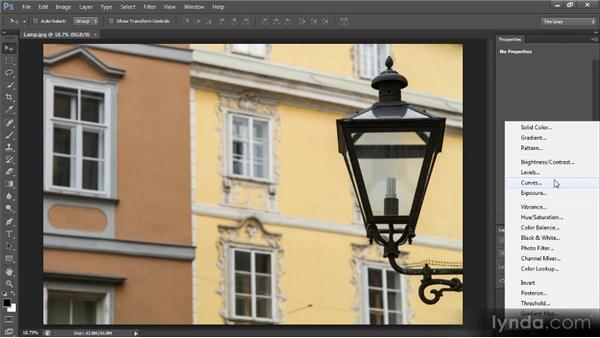 A basic adjustment workflow: Photoshop CS6 Image Optimization Workshop