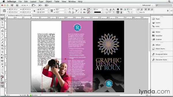 079 Converting a clipping path to a frame: InDesign Secrets