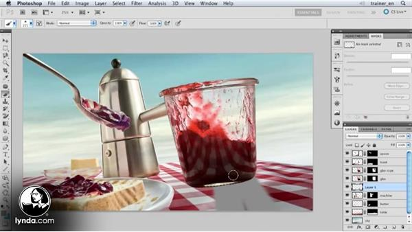 Welcome: Photoshop Artist in Action: Uli Staiger's Wasp Attack
