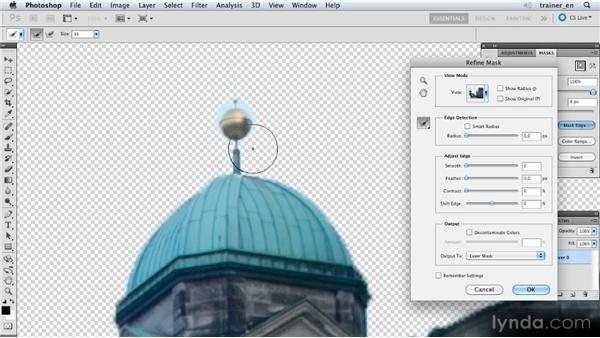Refining the edge: Photoshop Artist in Action: Uli Staiger's Atlantis