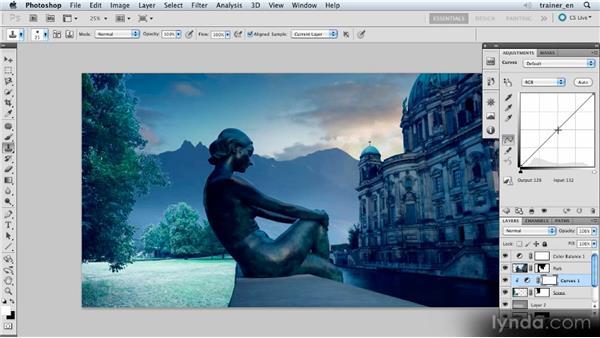 Darkening the park: Photoshop Artist in Action: Uli Staiger's Atlantis