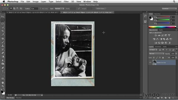 Developing a versioning strategy: Photoshop Insider Training: Photo Restoration