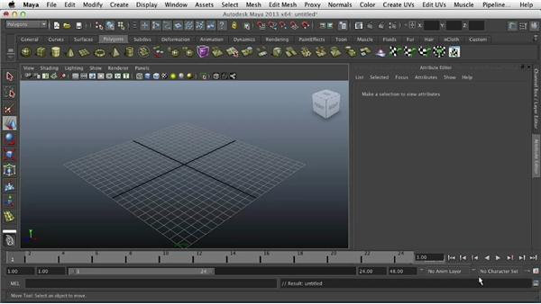 Using the exercise files: Modeling Vehicles in Maya