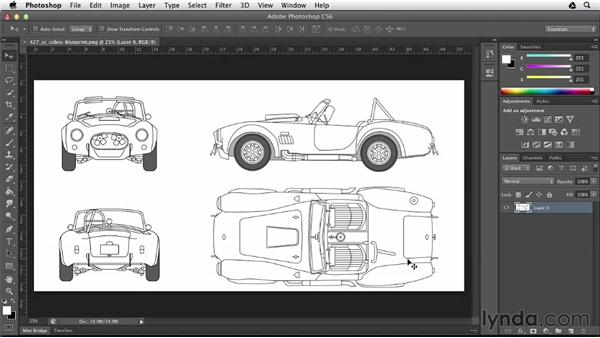 Gathering reference images: Modeling Vehicles in Maya