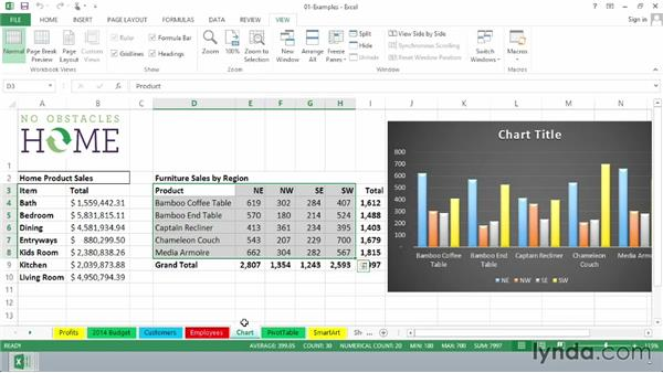 Ediblewildsus  Ravishing What Is Excel Used For With Exciting What Is Excel Used For Excel  Essential Training With Nice Monthly Employee Schedule Template Excel Also How To Repair Excel File In Addition Excel Hash Function And Timeline On Excel As Well As How To Do Percentages On Excel Additionally Wild Card Excel From Lyndacom With Ediblewildsus  Exciting What Is Excel Used For With Nice What Is Excel Used For Excel  Essential Training And Ravishing Monthly Employee Schedule Template Excel Also How To Repair Excel File In Addition Excel Hash Function From Lyndacom