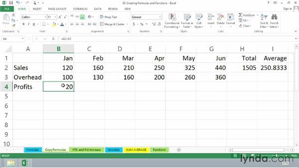 : Excel 2013 Essential Training