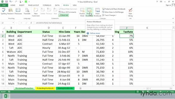 : Excel 2013 Essential Training