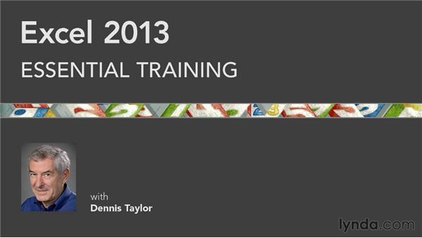Next steps: Excel 2013 Essential Training