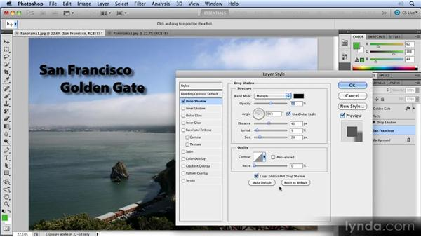 Layer management: Photoshop CS5 New Features Overview