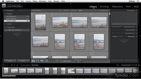 Quick Start Guide: Getting Started with Lightroom 2