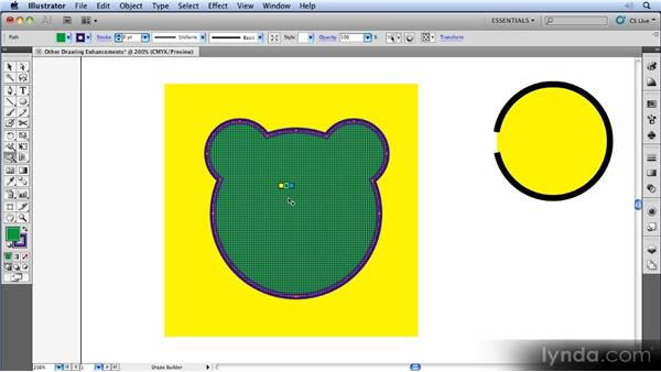 The Shape Builder tool: Illustrator CS5 New Features Overview