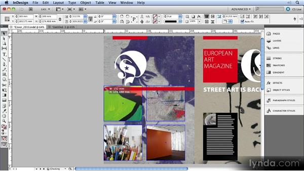Simplified transformations: InDesign CS5 New Features Overview