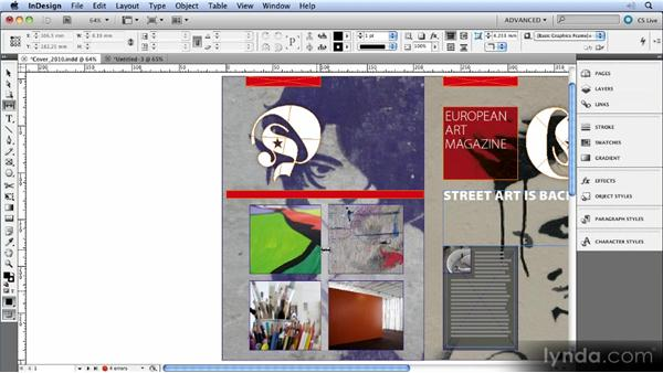 The Gap tool: InDesign CS5 New Features Overview